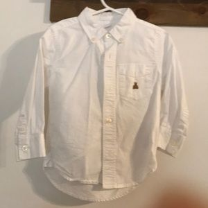 Baby gap button-up